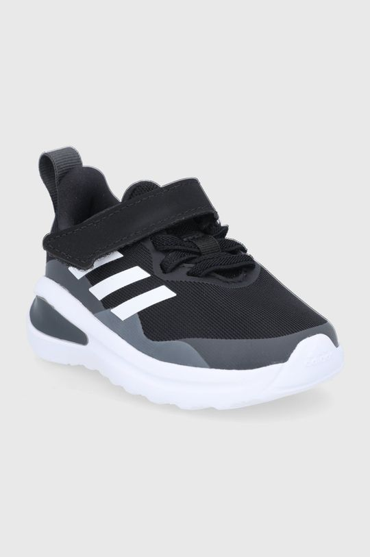 adidas Performance - Buty dziecięce FortaRun EL I czarny
