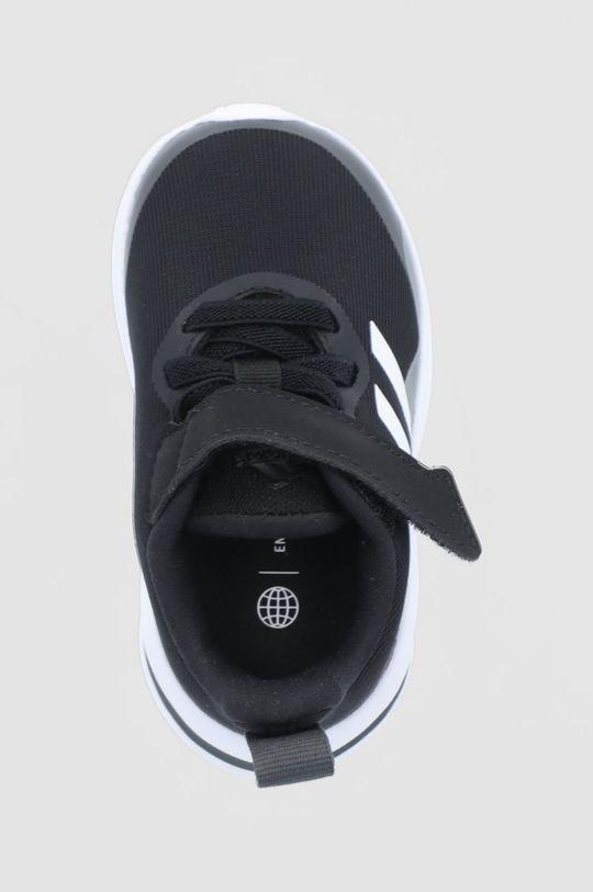 czarny adidas Performance - Buty dziecięce FortaRun EL I