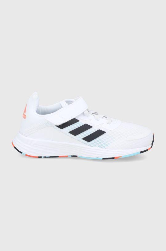 biały adidas - Buty dziecięce Duramo SL Chłopięcy