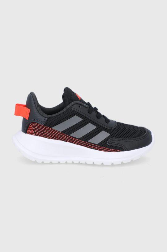 czarny adidas - Buty dziecięce Tensaur Run Chłopięcy