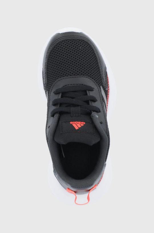 czarny adidas - Buty dziecięce Tensaur Run