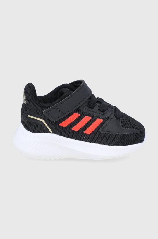 czarny adidas - Buty dziecięce Runfalcon 2.0 Chłopięcy