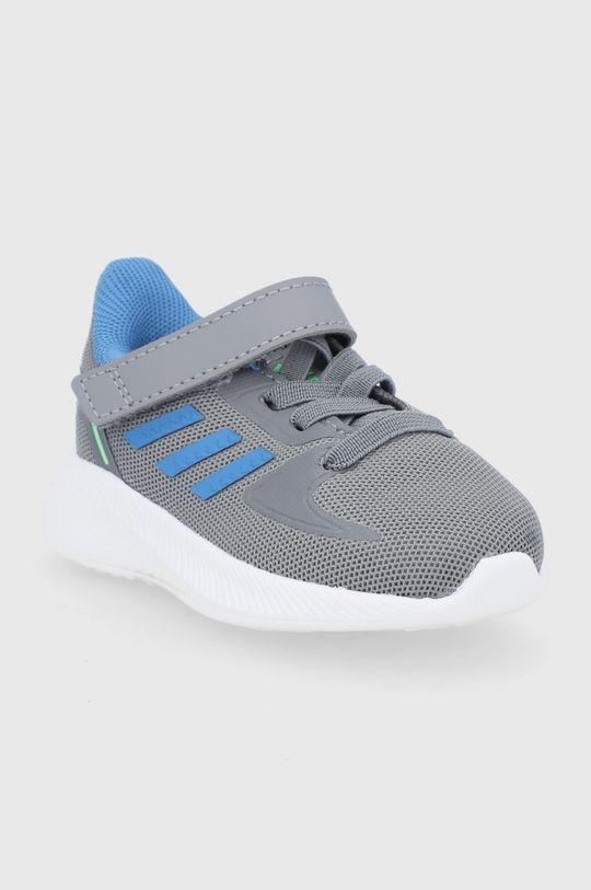adidas - Buty dziecięce Runfalcon 2.0 szary