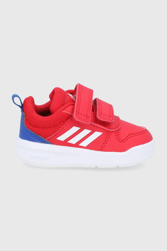 červená adidas - Dětské boty Tensaur I Chlapecký