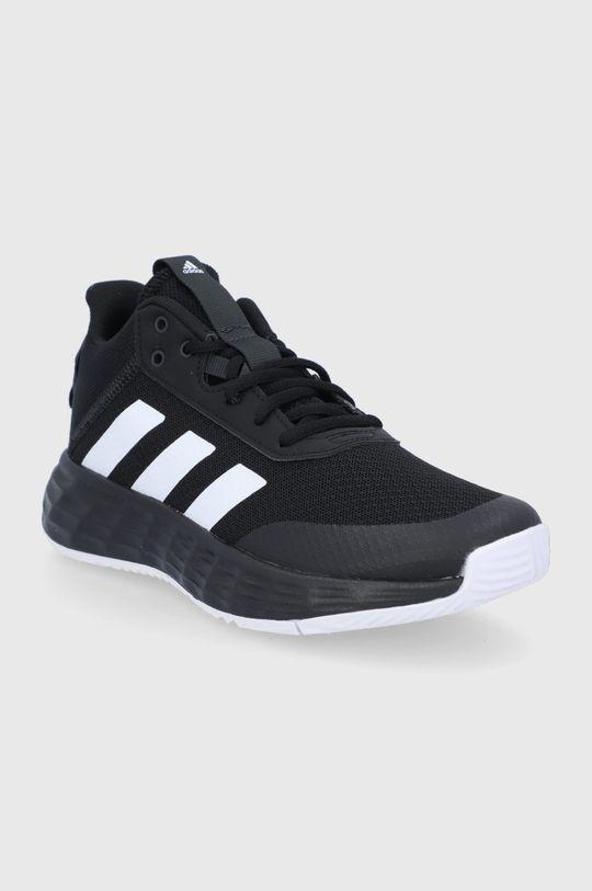 adidas - Detské topánky Ownthegame 2.0 čierna