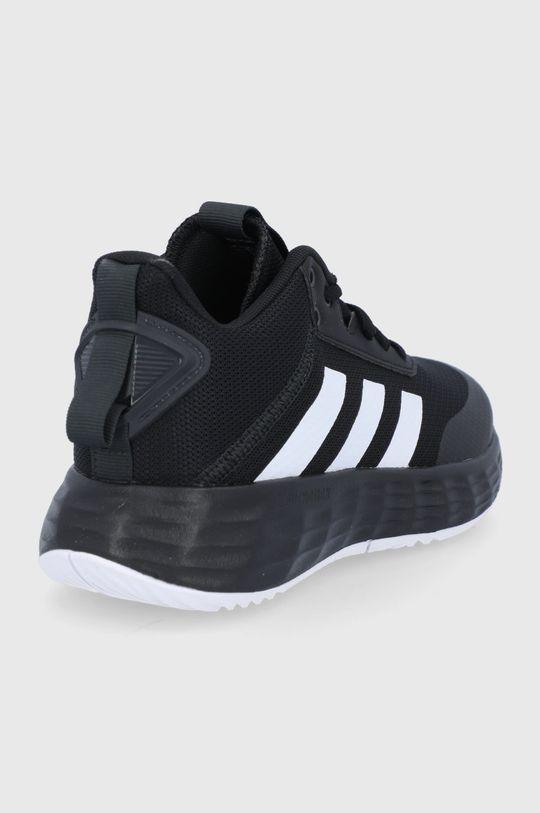adidas - Detské topánky Ownthegame 2.0  Zvršok: Syntetická látka, Textil Vnútro: Textil Podrážka: Syntetická látka
