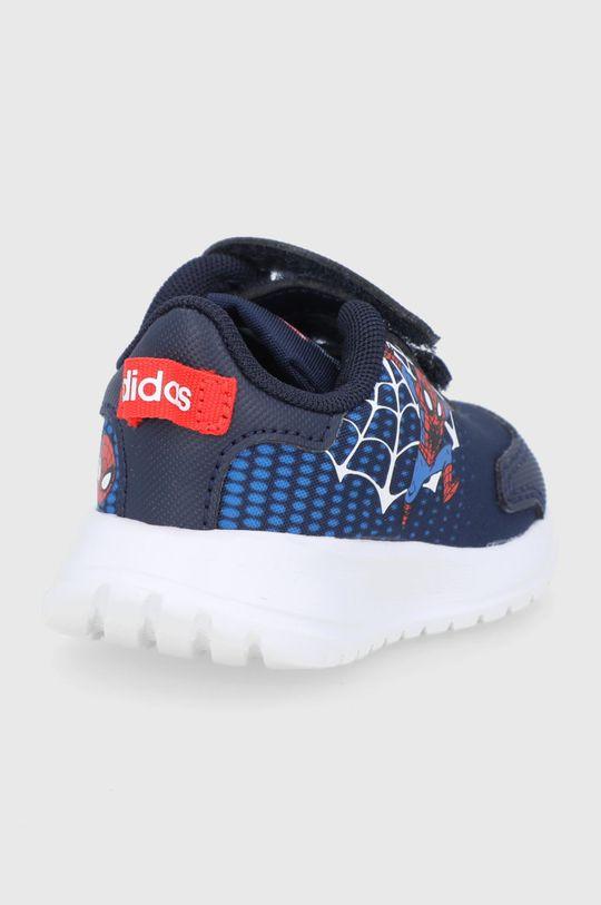 adidas - Buty dziecięce Tensaur Run I x Marvel Cholewka: Materiał syntetyczny, Materiał tekstylny, Wnętrze: Materiał tekstylny, Podeszwa: Materiał syntetyczny
