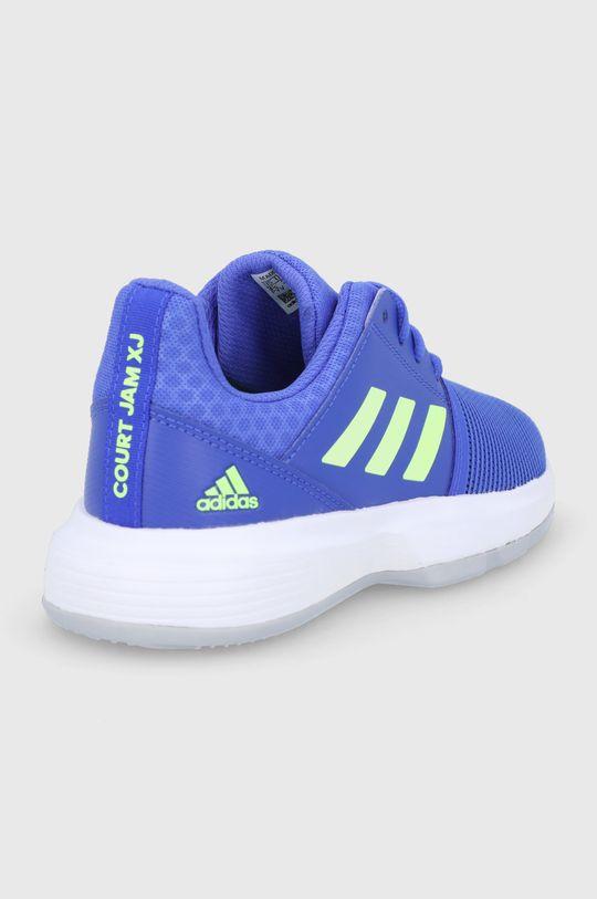 Adidas Performance - Buty dziecięce CourtJam Cholewka: Materiał syntetyczny, Materiał tekstylny, Wnętrze: Materiał tekstylny, Podeszwa: Materiał syntetyczny