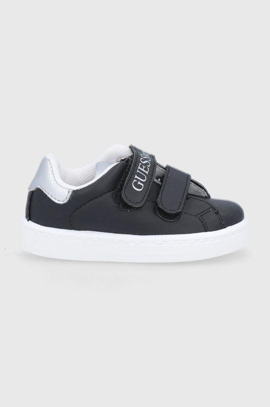 czarny Guess - Buty dziecięce Chłopięcy