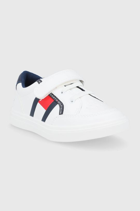 Tommy Hilfiger - Buty dziecięce biały