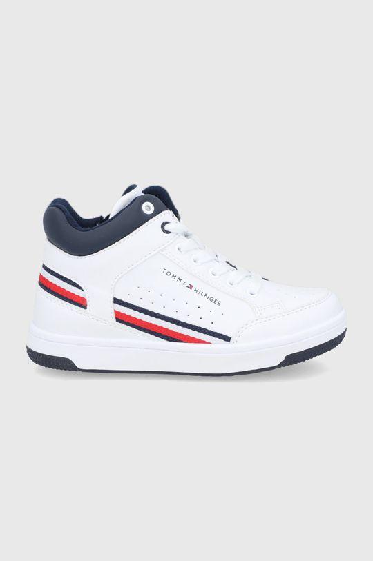 biały Tommy Hilfiger - Buty dziecięce Chłopięcy