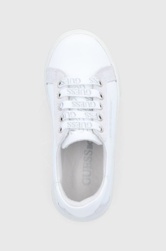 fehér Guess - Gyerek bőrcipő