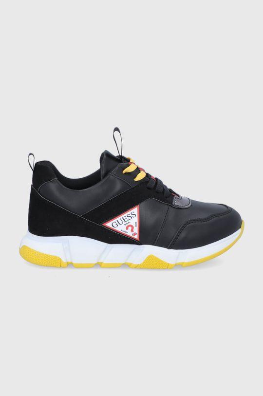 fekete Guess - Gyerek cipő Fiú