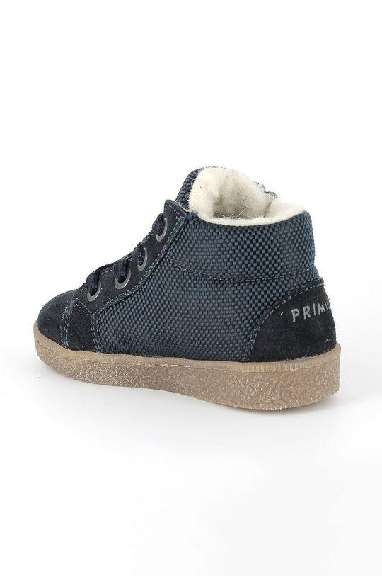 Primigi - Pantofi copii  Gamba: Material textil, Piele naturala Interiorul: Material textil Talpa: Material sintetic