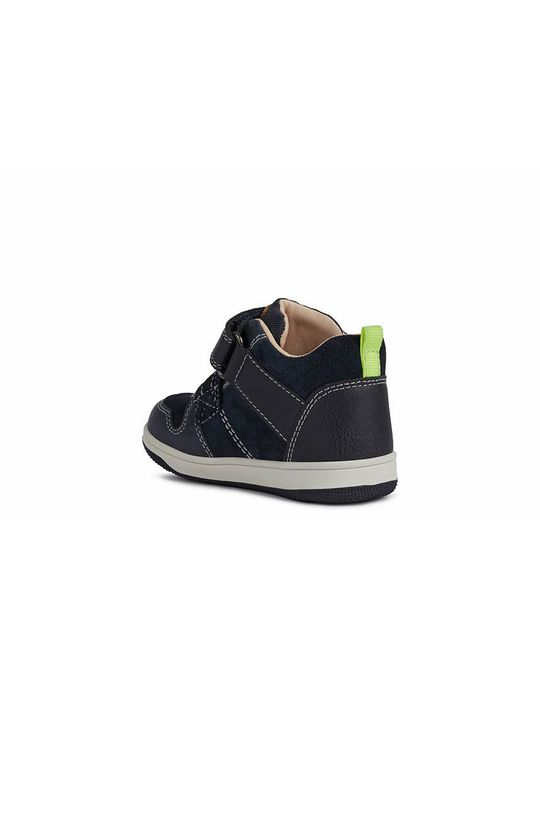 Geox - Pantofi copii  Gamba: Material sintetic, Piele intoarsa Interiorul: Material textil Talpa: Material sintetic
