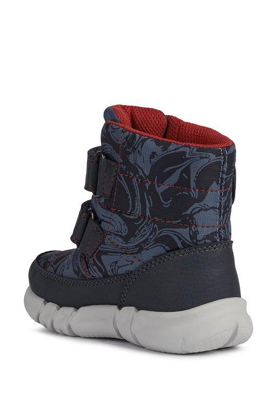 Geox - Cizme de iarna copii  Gamba: Material sintetic, Material textil Talpa: Material sintetic