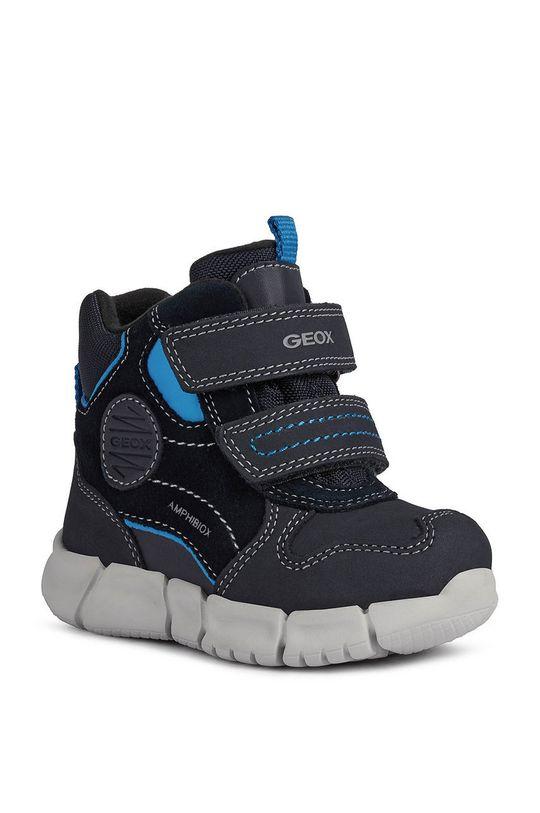 Geox - Παιδικά παπούτσια σκούρο μπλε