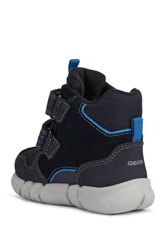 Geox - Παιδικά παπούτσια  Πάνω μέρος: Συνθετικό ύφασμα, Υφαντικό υλικό, Δέρμα σαμουά Εσωτερικό: Υφαντικό υλικό Σόλα: Συνθετικό ύφασμα