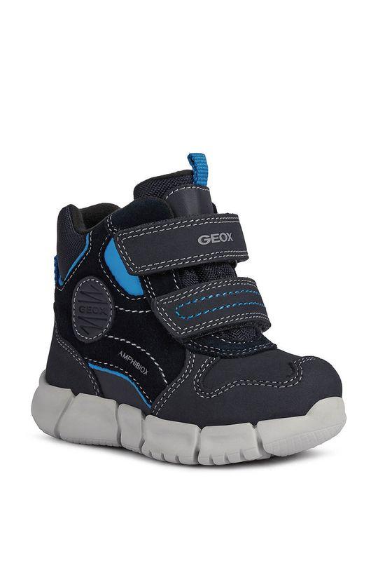 Geox - Buty dziecięce granatowy