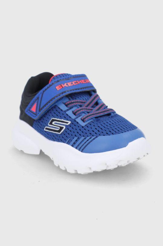Skechers - Buty dziecięce niebieski