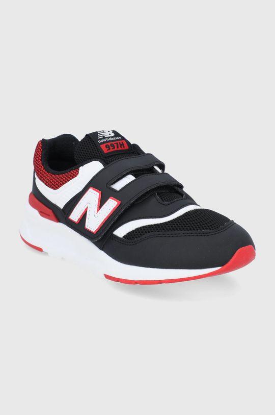 New Balance - Buty dziecięce PZ997HMK czarny