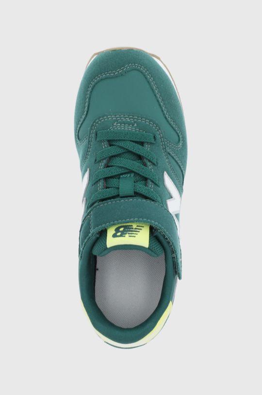 zielony New Balance - Buty dziecięce YV373WG2