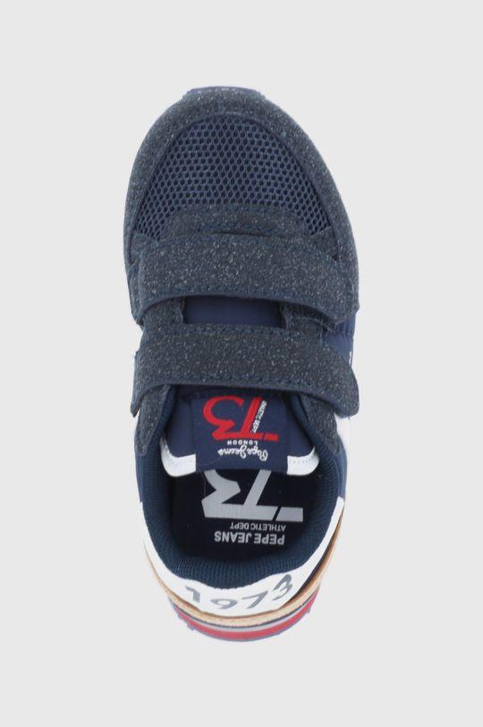 granatowy Pepe Jeans - Buty dziecięce Sidney Combi