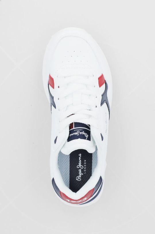 bílá Pepe Jeans - Dětské boty Britt College