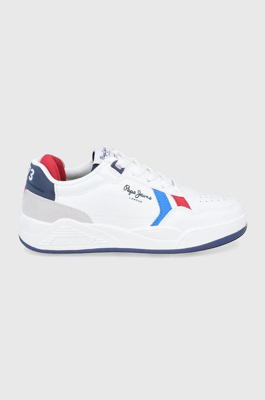 biały Pepe Jeans - Buty dziecięce Kurt Britt Chłopięcy
