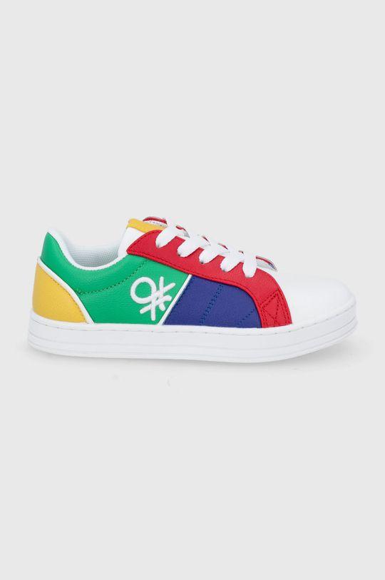 viacfarebná United Colors of Benetton - Topánky Chlapčenský