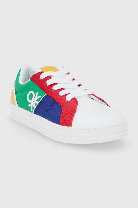 United Colors of Benetton - Topánky viacfarebná