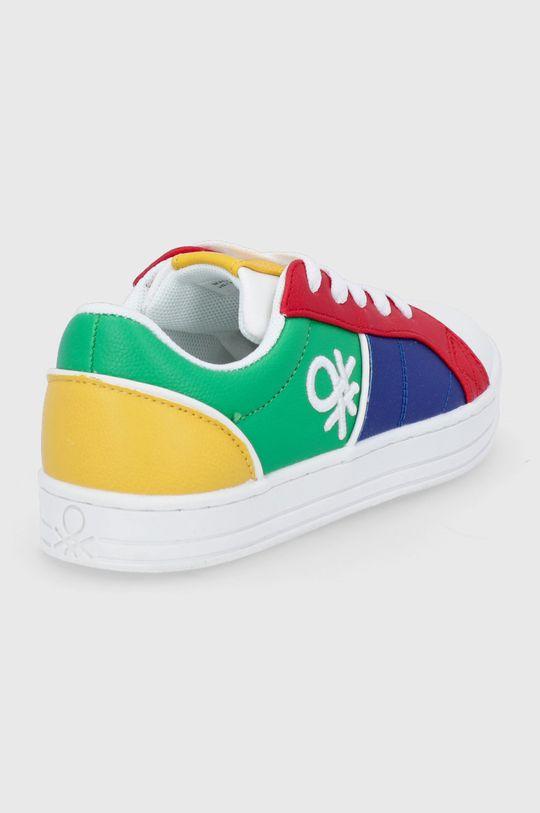 United Colors of Benetton - Topánky  Zvršok: Syntetická látka Vnútro: Textil Podrážka: Syntetická látka