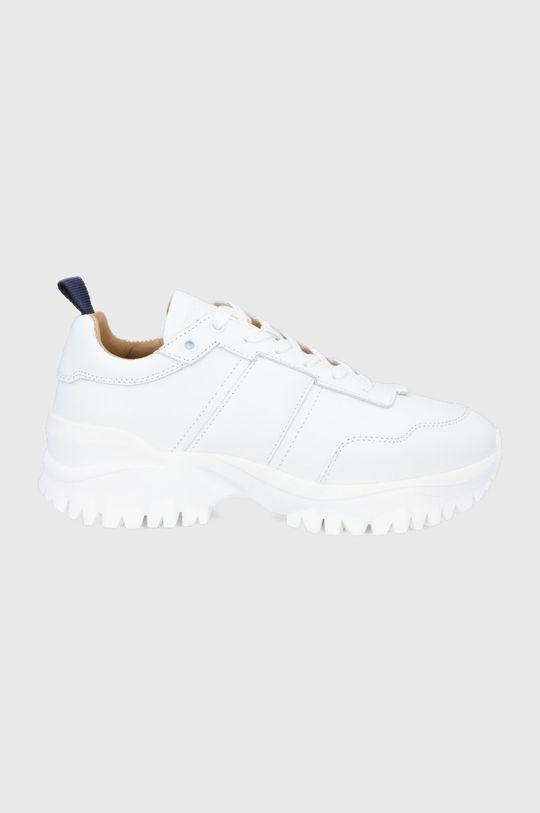 biela Tiger Of Sweden - Kožená obuv Dámsky