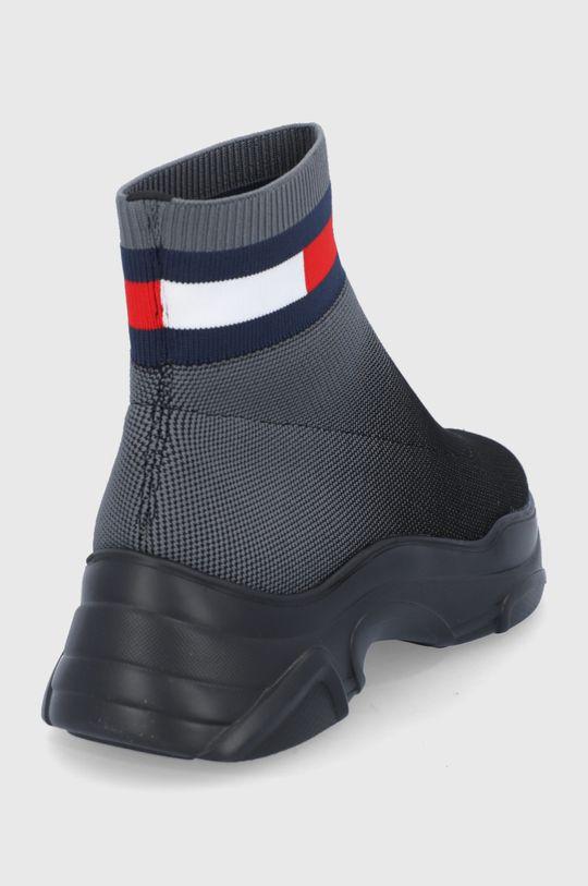 Tommy Jeans - Buty Cholewka: Materiał tekstylny, Wnętrze: Materiał syntetyczny, Materiał tekstylny, Podeszwa: Materiał syntetyczny