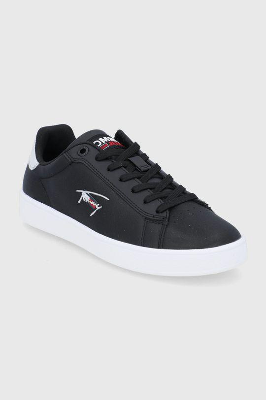 Tommy Jeans - Buty czarny