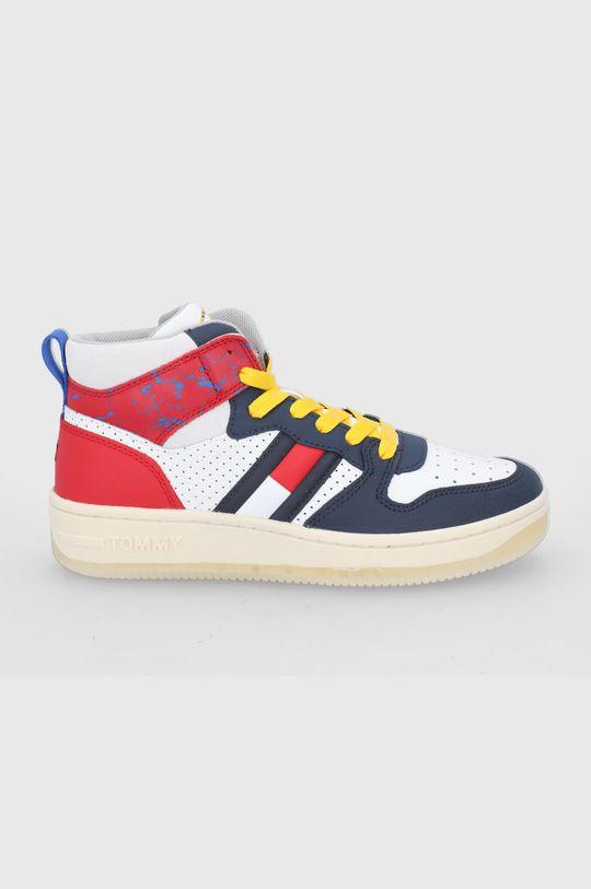 multicolor Tommy Jeans - Buty skórzane Damski