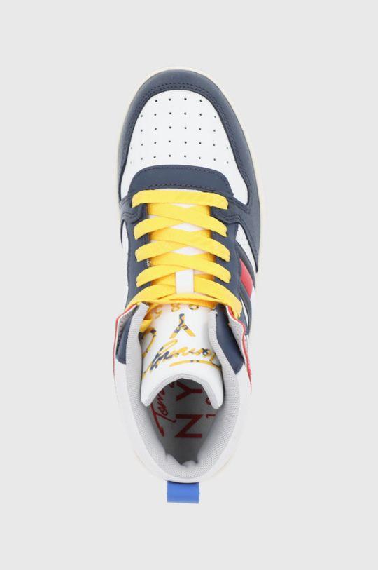 multicolor Tommy Jeans - Buty skórzane