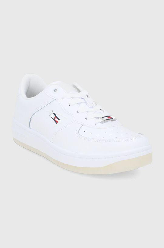 Tommy Jeans - Buty biały