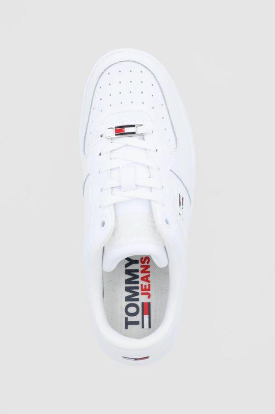 biały Tommy Jeans - Buty