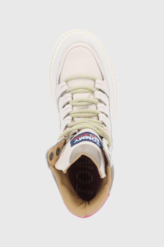 piaskowy Tommy Jeans - Botki