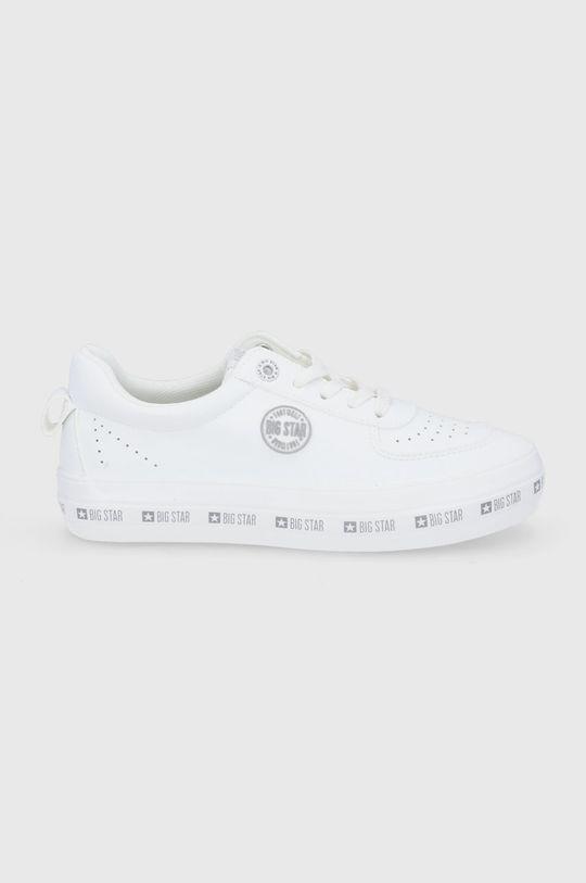 biały Big Star - Buty Damski