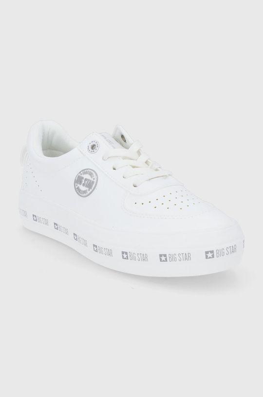Big Star - Buty biały