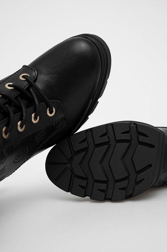 čierna Guess - Členkové topánky
