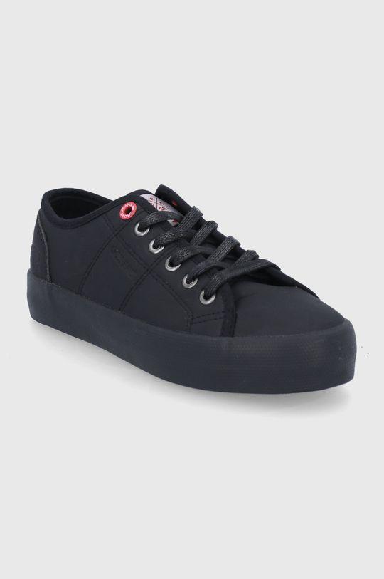 Cross Jeans - Buty czarny