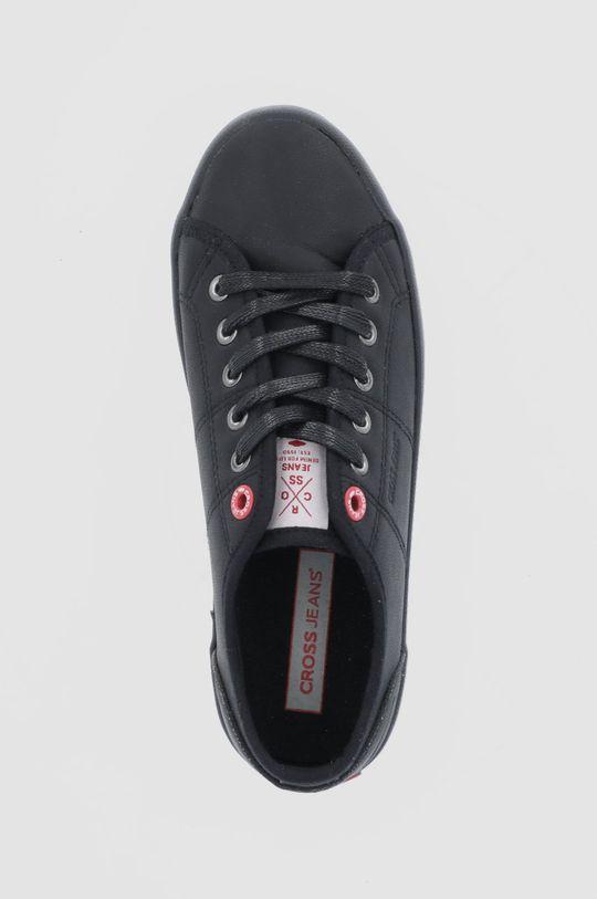 czarny Cross Jeans - Buty