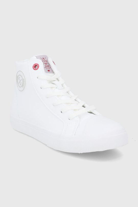 Cross Jeans - Trampki biały