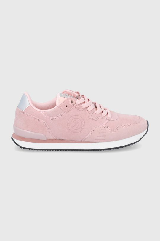 ružová Cross Jeans - Topánky Dámsky