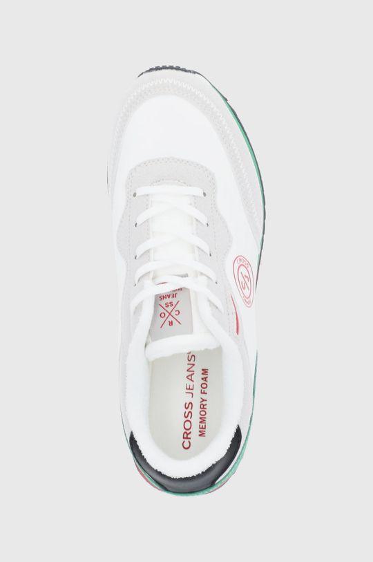 biela Cross Jeans - Topánky