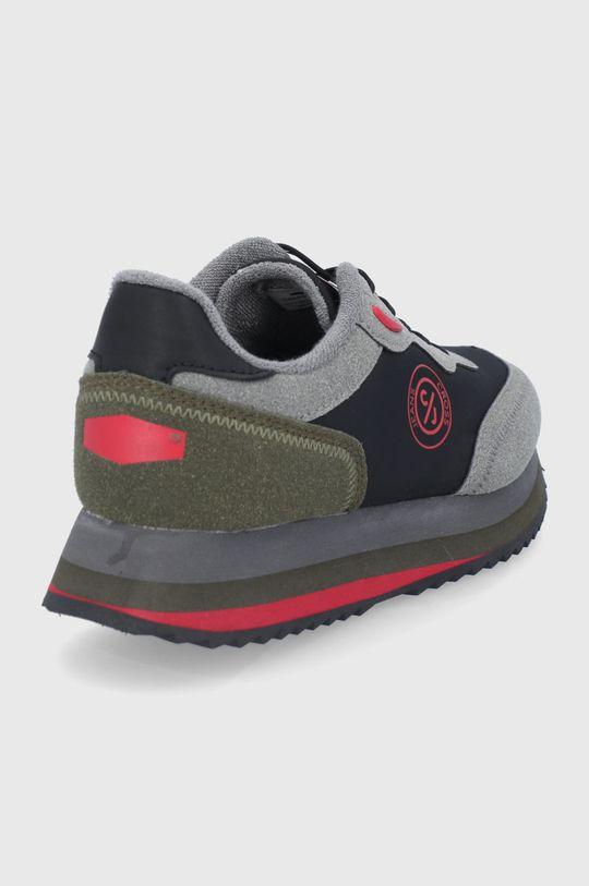 Cross Jeans - Pantofi  Gamba: Material sintetic, Material textil Interiorul: Material textil Talpa: Material sintetic