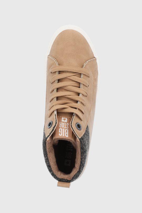 maro auriu Big Star - Pantofi